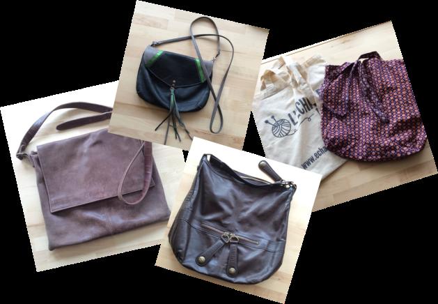 Collection P15 sacs