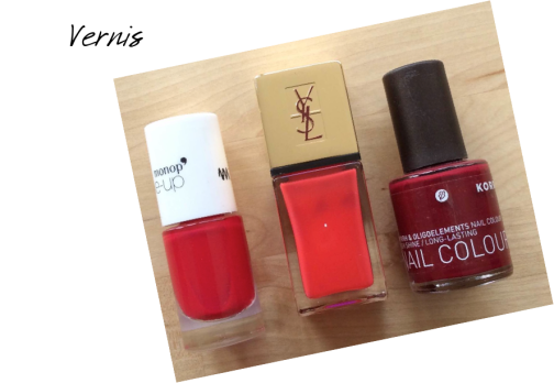 Collection P15 Vernis