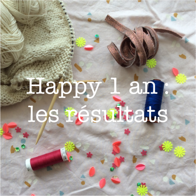 (c) LouiseD happy 1 an résultats
